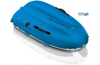 Airboard FREERIDE 180-X BLUE